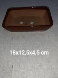 Vaso Ceramica Bonsai  Preco o da foto