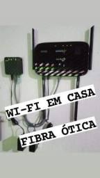 Título do anúncio: Wi-fi em casa