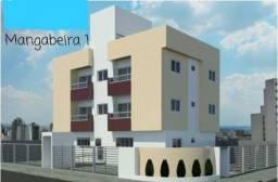 Apartamento em Mangabeira, 02 quartos, sendo 1 suíte e varanda. Ótima localização!
