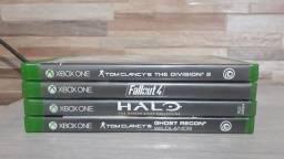 Vendo jogos xbox one Leia!!!