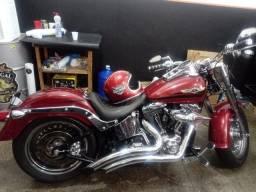 Título do anúncio: Moto Harley Fat Boy