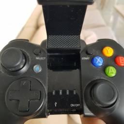 Controle Joystick Bluetooth Teem