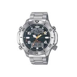 Relógio Citizen Aqualand jp3040 Aquamount C900 Jp3040-59e Aço Inox