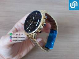 Relógio Masculino - Nibosi Original - Novo com Garantia - Entrega Grátis BH