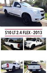 Título do anúncio: S10 Lt 2.4 Flex 2013