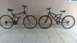 Bicicletas aro 26 - 450 reais cada uma