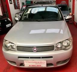 Fiat palio 1.0 fire economy prata 2010