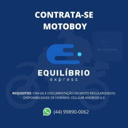 Título do anúncio: Motoboy Maringá
