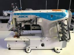 Título do anúncio: Máquina de costura Colarete W4 JACK Pronta Entrega RJ