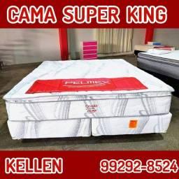 Título do anúncio: cama super king  - cama cama !!!!