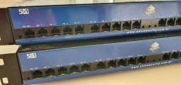 Power Balun 5x1 Hd8000 Full Hd 16 Canais 19 Po legadas 2 Unid