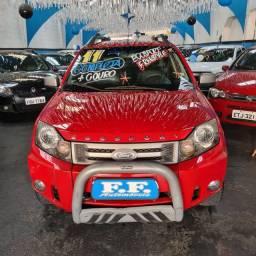 ECOSPORT 2010/2011 1.6 FREESTYLE 8V FLEX 4P MANUAL