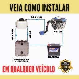 Título do anúncio: Emprego Para instalador de KIT de Hidrogênio