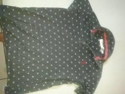 Camisetas Modelo polo SÉRGIO K e Reserva originais