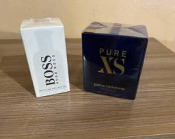 Perfume Top - Hugo & Paco