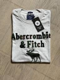 Camisas Abercrombie ! P ao GG
