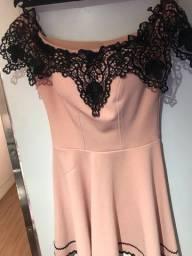 Vestido para Festa rosa