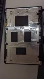 Carcaça da base inferior notebook Samsung np300e4c