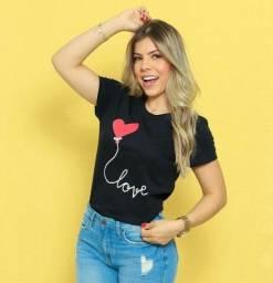 Camiseta T shirts Tamanho P e M