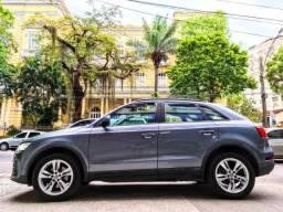 Título do anúncio: Audi Q3 1.4 TFSI ambiente com Teto solar e mala Elétrica 2017