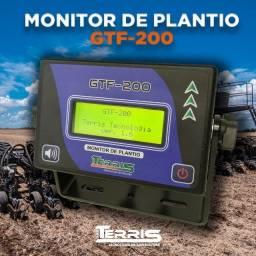 Monitor de Plantio GTF-200 / Terris
