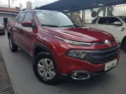Fiat toro freedom 1.8 18/19 flex aut. vermelha
