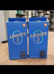 Título do anúncio: FONE bluetooth Air Dots 3 XIAOMI