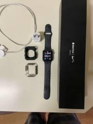 Apple Watch Nike Séries 3 42mm S Gray iPhone