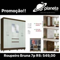 Roupeiro Bruna