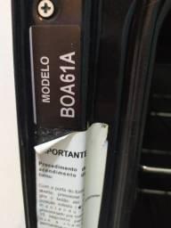 Título do anúncio: Forno a gás de embutir Brastemp BOA61A 77L.