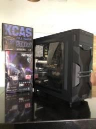 Pc gamer top RX 580 32gb ram