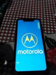 Vendo MotoG 7 play super novo de mulher