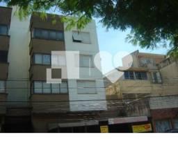Apartamento à venda com 1 dormitórios em Bom jesus, Porto alegre cod:REO424715