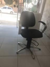 Vendo uma cadeira de salão