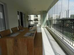 Apartamento para alugar com 4 dormitórios em Alto da boa vista, São paulo cod:REO195673