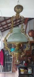Lustres- diversos modelos - bronze, metal / madeira