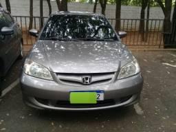 Honda Civic LX 2004 automático