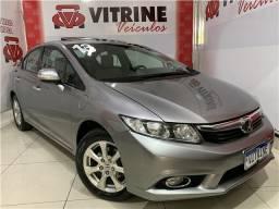 Honda Civic 2013 2.0 exr 16v flex 4p automático