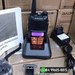 ®Radio Comunicador Dual Band Baofeng Uv-6r Vhf Uhf