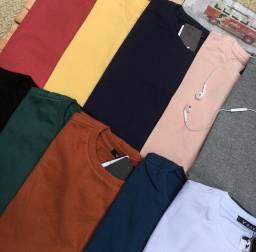 Camisas básicas de alta qualidade!!
