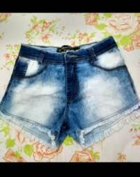 Desapegando shorts