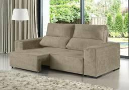 Sofá Confort Retrátil e Reclinável