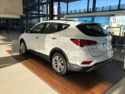 Hyundai Santa fé 3.3 Mpfi 4x4 7 Lugares v6 270cv - 2018