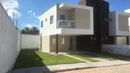 Casa Duplex com Quintal Amplo 3 quartos - Acabamento em Porcelanato ITBI e Registro Gratis