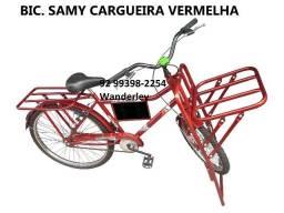 Bicicleta Cargueira, Nova e na Caixa