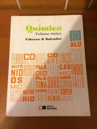 Livro Química- Usberco e Salvador - Editora Saraiva