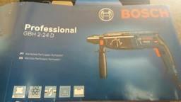 Martelo Perfurador Bosch 2-24D 220v