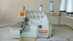 Máquina de costura ponto cadeia SIRUBA super nova
