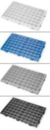 Estrado Plástico 60x40x3 - Produto de qualidade