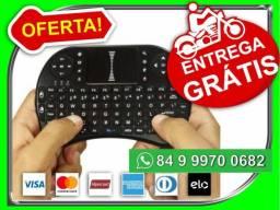 Controle Wireless Sem Fio Usb Teclado Mouse Touch Smart Tv-Entregamos-grátis